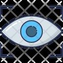 Focus Target Eye Icon