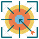 Focus Target Accuracy Icon