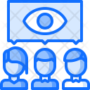 Focus Group People Icon