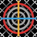 Focus Aim Goal Icon
