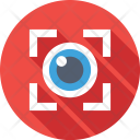Focus Selection Camera Icon