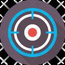 Focus Shooting Target Icon