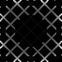 Focus Tool Center Icon