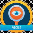 Focus Badge Reward Marker Icon