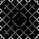 Focus Bitcoin Icon