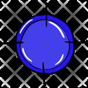 Focus Crosshair Icon