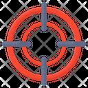 Focus Crosshair Target Aim Icon