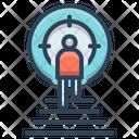 Focus Employee Icon
