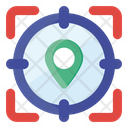 Focus Location Icon