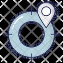 Focus Location Icon