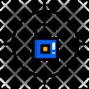 Focus Lock Icon