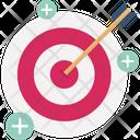 Focus On Target Icon