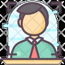 Focus Person Icon