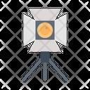 Focuslight Highlight Shooting Icon