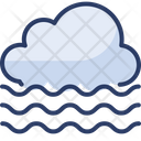 Fog Cloud Weather Icon