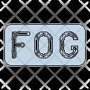 Fog Mist Condition Icon