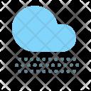 Fog Haze Cloud Icon