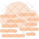Fog Foggy Cloud Icon