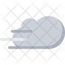 Fog Nature Phenomenon Icon