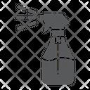 Foggy Spray Liquid Icon
