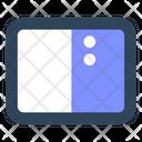 Fold Phone Icon