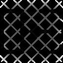 Folded Icon