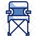 Chair Travel Camping Icon