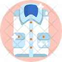 Folded Shirt Shirt Clean Icon