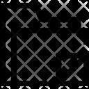 Folder Block File Icon