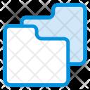 Archive Folder Files Icon