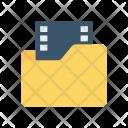 Archive Folder Document Icon