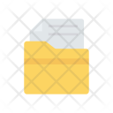 Folder Archive Data Icon