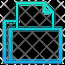 File Folder Document Files Icon