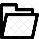 Folder Archive Attachment Icon