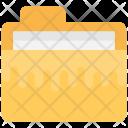 Folder Binder Documents Icon