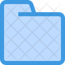Folder Data Collection File Collection Icon
