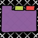 Business Folder Trade Folder File Folder Icon