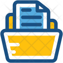 File Floder Documents Icon