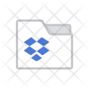 Folder Dropbox Storage Icon