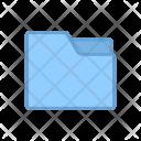 Folder Storage Cloud Icon