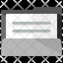 Folder Inbox Icon