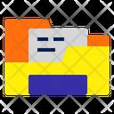 Folder Document Paper Icon