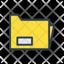 File Folder Archive Icon