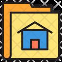 House Home Folder Icon