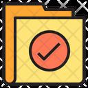 Check Right Folder Icon