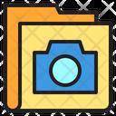Camera Photo Folder Icon