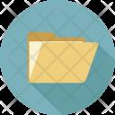 Folder Documents Drawer Icon