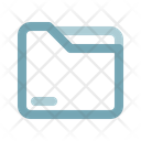 File Folder Business Icon