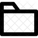 Folder Storage File Icon