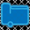 Folder Data File Icon